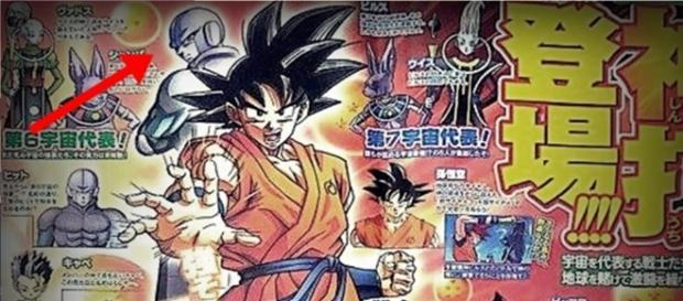 Hit y Gokú como principales antagonistas