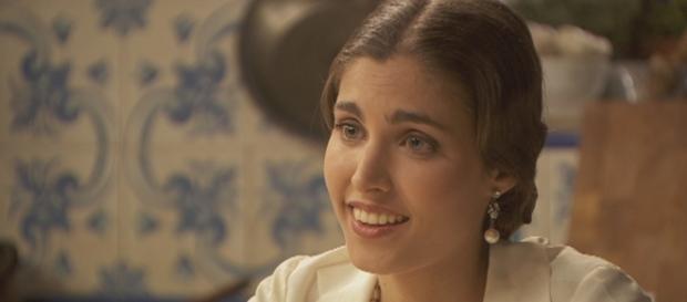 Il Segreto: arriva Amalia Aliaga