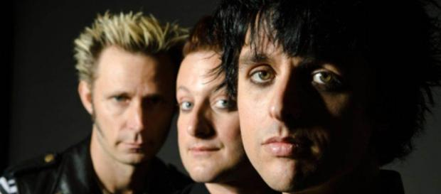 La banda californiana Green Day