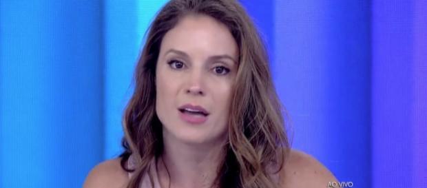 Maíra Charken - Foto/Reprodução: TV Globo