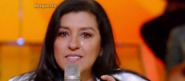 Regina Casé na Globo - Foto/Reprodução