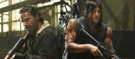 Immagine: Rick e Daryl, di The Walking Dead