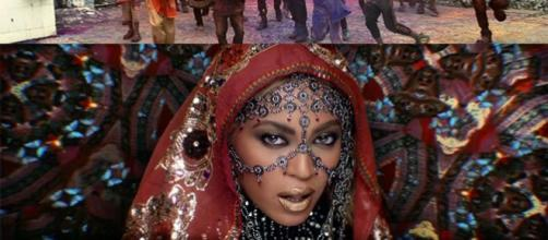 Beyoncé. Coldplay. 2016. Hymn for the weekend