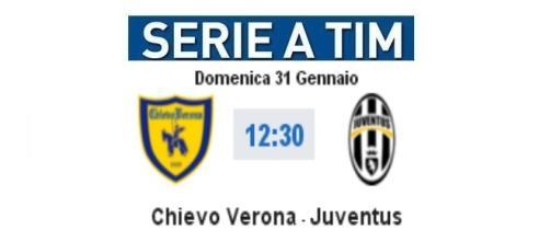 Chievo-Juventus in diretta live su BlastingNews