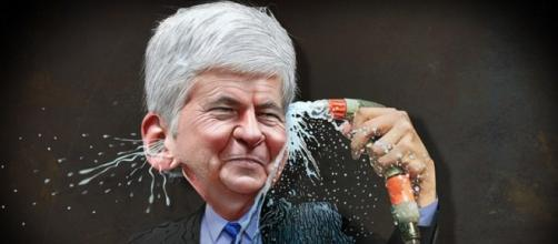 Gov. Rick Snyder, creative commons via Flickr