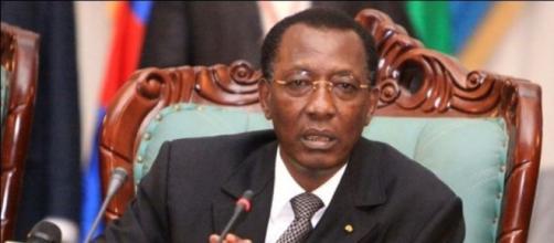 Idriss Déby, presidente eleito da União Africana.
