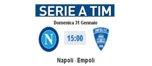 Napoli-Empoli in diretta live su BlastingNews