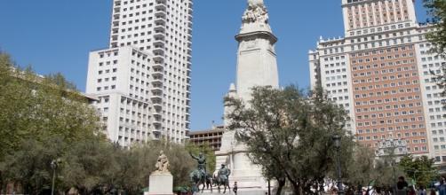 Proyecto para reformar la Plaza España.