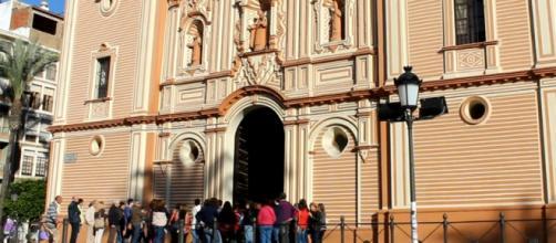 Recorrido por la catedral de la Merced.Foto:GARDEU