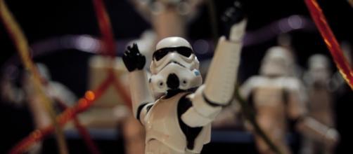 Stormtrooper via Flickr user JD Hancock CC2.0