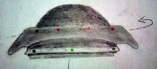 Ufo vicino Genova avvistato da due donne