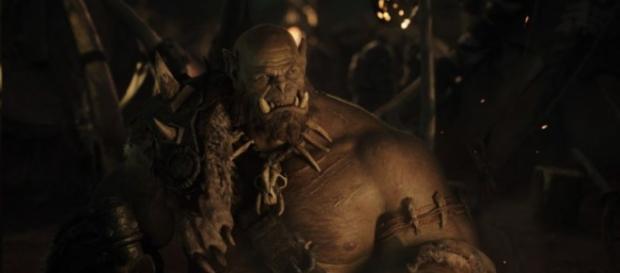 Orgrim Doomhammer de la película Warcraft