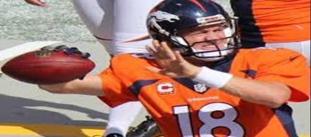 Peyton Manning QB Denver Broncos (Wikipedia)