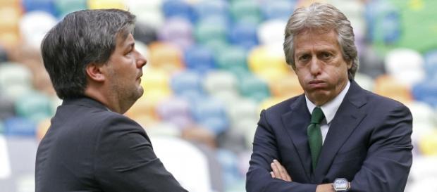 Presidente e técnico discutem regularmente