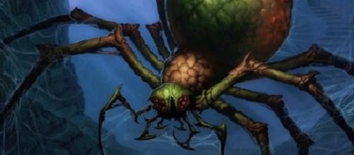 Araña de la tumba nos permite obtener otra bestia