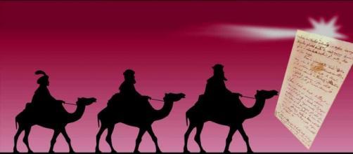 Carta milagrosa a los Reyes Magos, parte 2