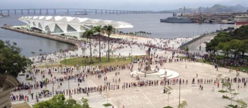 Cidade Olímpica - MAR - Museu de Arte do Rio