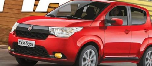 Fiat X1H: Suv economico e compatto