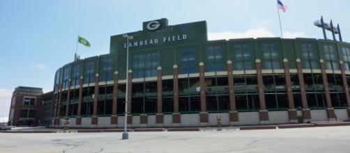 Lambeau Field Stadium (Wikipedia)