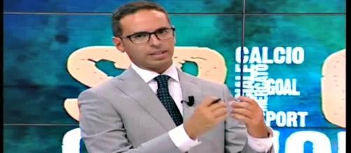 Michele Criscitiello, giornalista sportivo