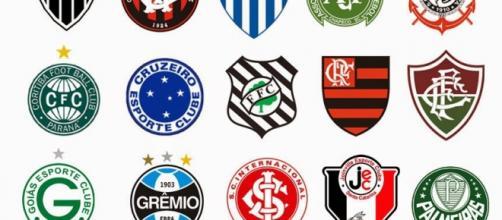 Principais times do futebol brasileiro