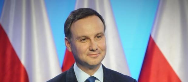 Andrzej Duda politykiem roku 2015