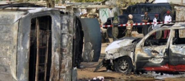 Boko Haram matou adultos e crianças queimadas