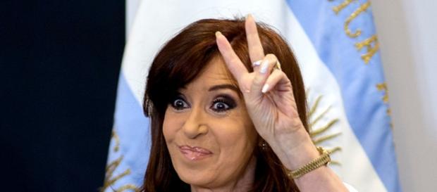 Ex presidenta Cristina Kirchner