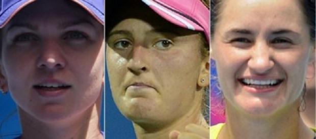 Fetele nostre la startul unui nou an in WTA