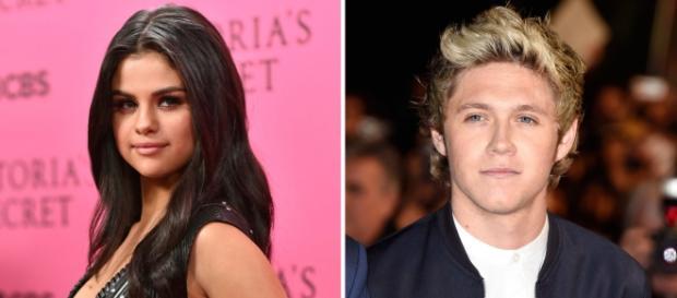 Selena Gomez e Niall Horan, do 1D