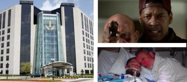 Spitalul Tomball din SUA locul incredibilei scene