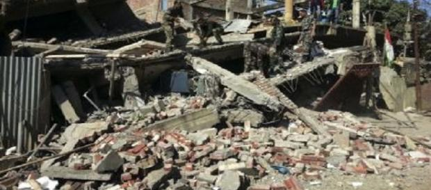 Terremoto di magnitudo 6.7 oggi in India