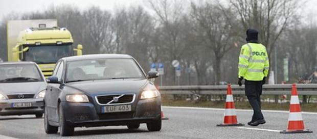Wyrywkowe kontrole na granicy niemiecko-duńskiej