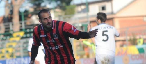 Antonio Piccolo, nuovo attaccante dello Spezia