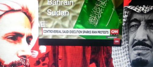 Arabia Saudita e Iran, una vez mas enfrentados.