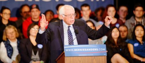 Bernie Sanders [image via flickr.com/80038275@N00]