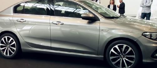 Fiat Tipo: una delle protagoniste del 2015