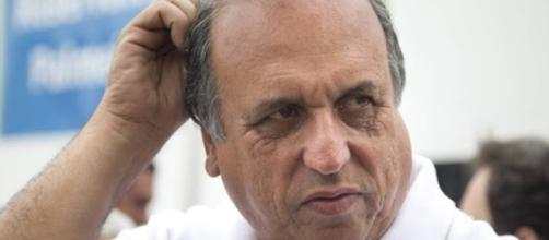 Governador está preocupado crise financeira