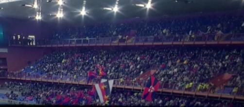 Il Ferraris prima dell'inizio di un match interno
