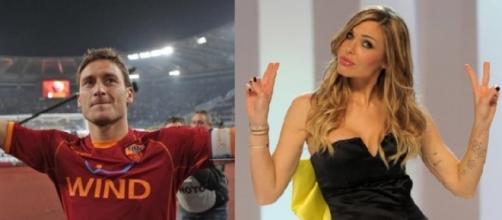 Ilary Blasi parla del futuro di Francesco Totti