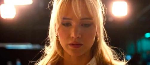 Jennifer Lawrence en un momento de 'Joy'