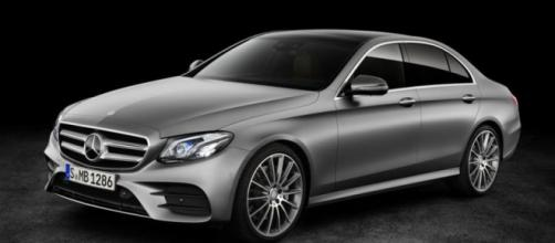 Nuova Mercedes Classe E: foto ufficiale