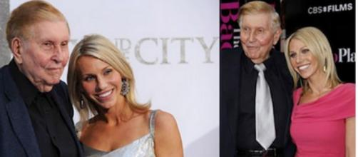 Sumner Redstone: competent or not? (Yahoo Images)