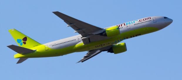 Compania low-cost Jin Air din Coreea de Sud