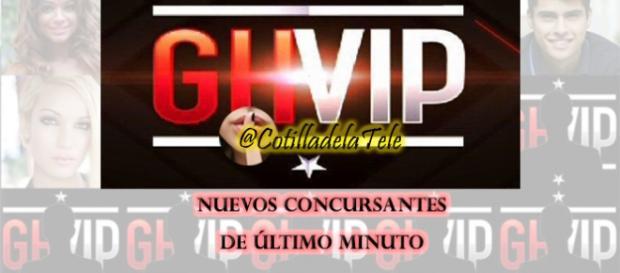 Concursantes de último minuto de GHVip 4