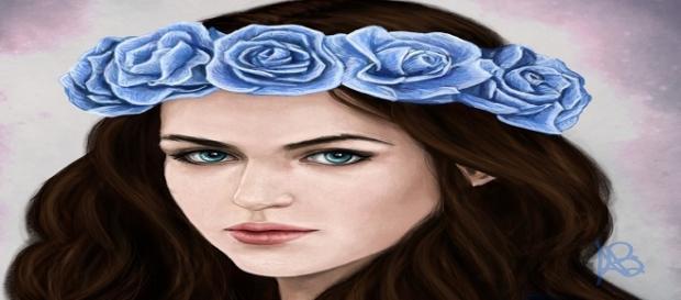 Ilustración de Lyanna Stark. ReddEera.
