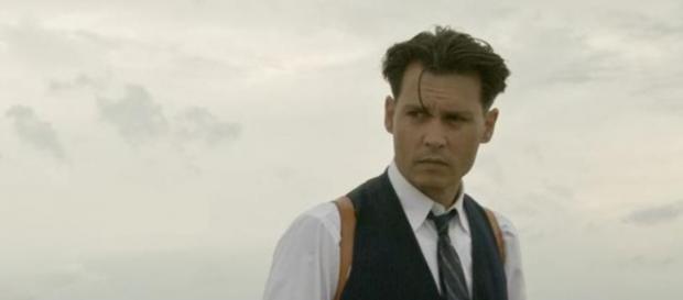 John Dilinger (Johnny Depp) - Public Enemies, 2009