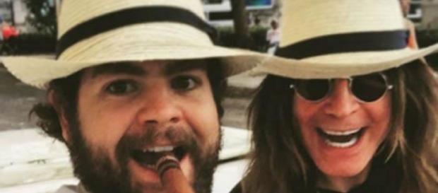 Ozzy Osbourne viajó a Cuba con su hijo Jack