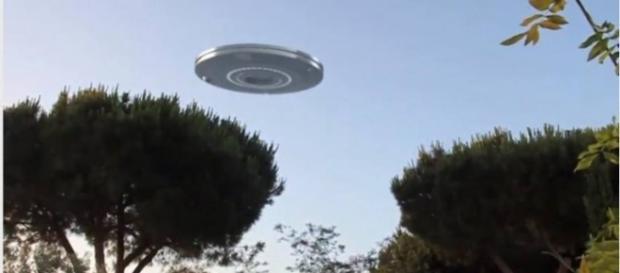 Un falso ufo riportato dalle cronache