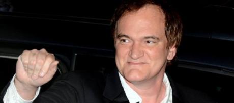 Tarantino's latest film is a violent western